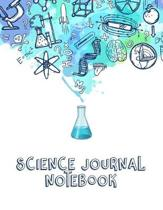 Science Journal Notebook: Scientific Project Journal, Lab Tracker and Record Book