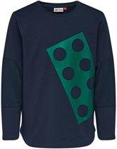 Lego wear Legowear t-shirt green brick - 116