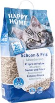 Happy Home Clean Fresh - Kattenbakvulling - 20 l