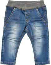 Minymo  - jongens jeans - model Mio loose - blauw