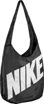 Nike GRAPHIC REVERSIBLE sporttas - Dames - Grijs;Wit