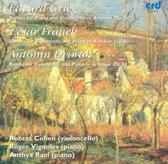 Grieg/Franck Cellosonaten
