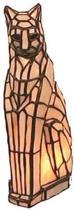 Tiffany kat compleet 33 x 17 cm