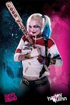 SUICIDE SQUAD - Poster 61X91 - Harley Quinn