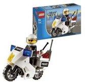 LEGO City Politiemotor - 7235