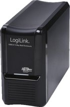 LogiLink UA0154 behuizing voor opslagstations 3.5''