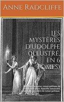 Les mystères d'Udolphe (Illustré, version complète en 6 livres)