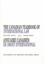 The Canadian Yearbook of International Law, Vol. 35, 1997