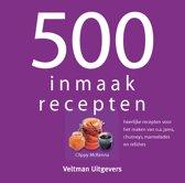500 Inmaakrecepten