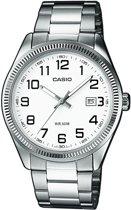 Casio LTP-1302D-7B1VEF - Horloge - 32 mm - Staal - Zilverkleurig