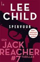 Boekomslag van 'Jack Reacher - Spervuur'
