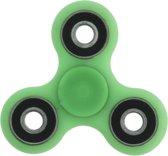 groene Fidget spinner/hand spinner