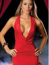 Ultra Sexy Lingerie set - TL01 - Rood