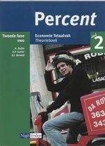 Percent / 2 Vwo Totaalvak / Deel Theorieboek