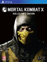 Mortal Kombat X (Kollector's Edition)  PS4