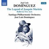 The Legend Of Joaquin Murieta