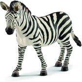 Schleich Zebra merrie 14810 - Speelfiguur - Wild Life - 12 x 3,2 x 8,5 cm