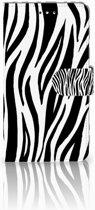 Huawei Y7 2017 | Y7 Prime 2017 Boekhoesje Design Zebra