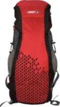 Abbey Trekking - Backpack - 55 Liter - Rood
