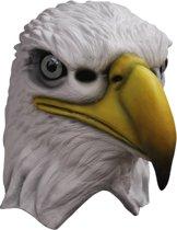 Hoofdmasker (Latex) Eagle