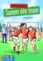 Leesserie Estafette - Voetbalmeiden Samen één team