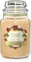 Yankee Candle Large Jar Maple Sugar Returning Classic