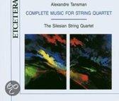 Complete Music For String Quartets