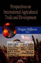 Perspectives on International Agricultural Trade & Development