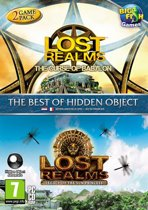 Dual Pack: Lost Realms, Legacy Of The Sun Princess + Lost Realms, The Curse Of Babylon