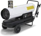 Trotec IDE 30 Indirect gestookte oliekachel (30 kW verwarmings vermogen)