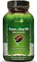 IRWIN POWER TO SLEEP PM