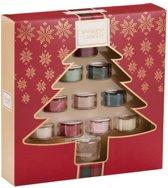 Yankee Candle Alpine Christmas 10 Thea Lights & 1 Holder