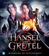 Hansel & Gretel: Warriors Of Witchcraft (blu-ray)