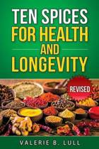 Ten Spices for Health and Longevity Revised