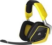 Corsair Void Pro RGB Wireless - Gaming Headset - Special Edition - Dolby Headphone 7.1 - Yellow/Black - PC