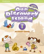 Our Discovery Island Level 1 Activity Book and CD ROM (Pupil) Pack