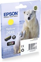 Epson 26XL (T2634) - Inktcartridge / Geel