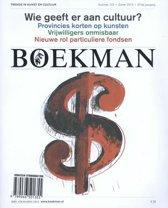 Boekman 103 - Wie geeft er aan cultuur?
