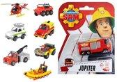 Brandweerman Sam Die-cast Ass.