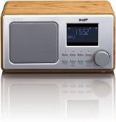 Lenco DAR-010 - DAB+ Tafelradio - Hout