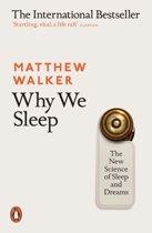 Boek cover Why We Sleep van Matthew Walker, Phd (Onbekend)