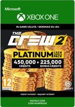 The Crew 2 Platinum Crew Credits Pack - Xbox One