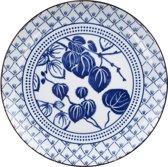 Tokyo Design Studio - Flora Japonica Plate 25.7x3cm Ivy