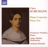 Schumann, C.: Piano Concerto