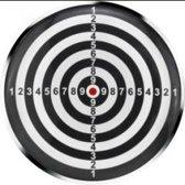 Cornat SA1026 Afvoerplug Decor Darts 39.5mm