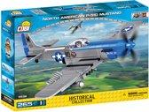 Cobi 265 Pcs Small Army /5536/ North American P-51D