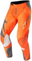 Alpinestars Crossbroek Techstar Factory Anthracite/Fluor Orange-32