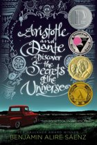 Omslag van 'Aristotle and Dante Discover the Secrets of the Universe'