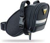Topeak Aero Wedge Packs Micro - Met Strap - Zadeltas - 0.45 l - Zwart