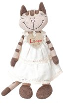 Lumpin angelique cat small 26 cm